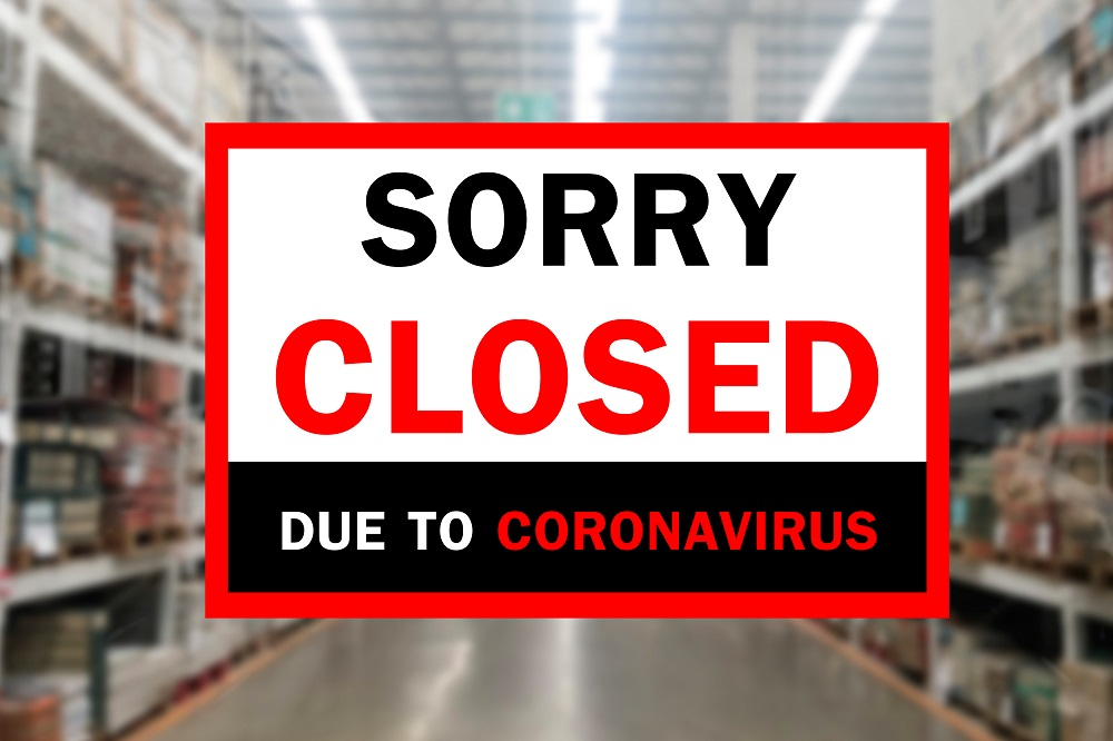 Consumer spending on clothing and footwear plummeted 30 percent in April, BEA said, amid coronavirus disruption to employment and stores.