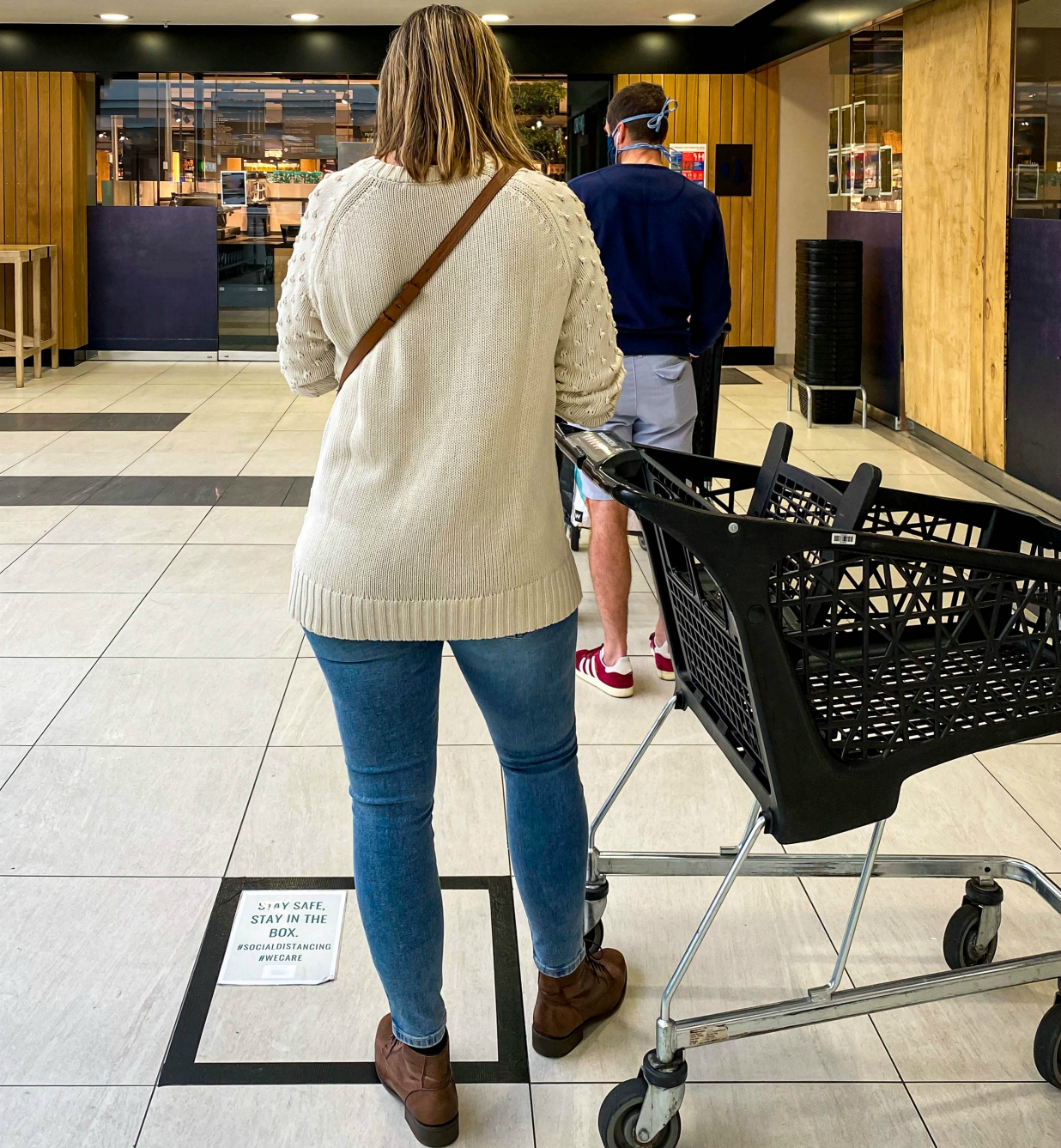 Shopping malls are starting to reopen so retail stores can follow suit, but precautions are manifold and COVID-19 cases could still rise.