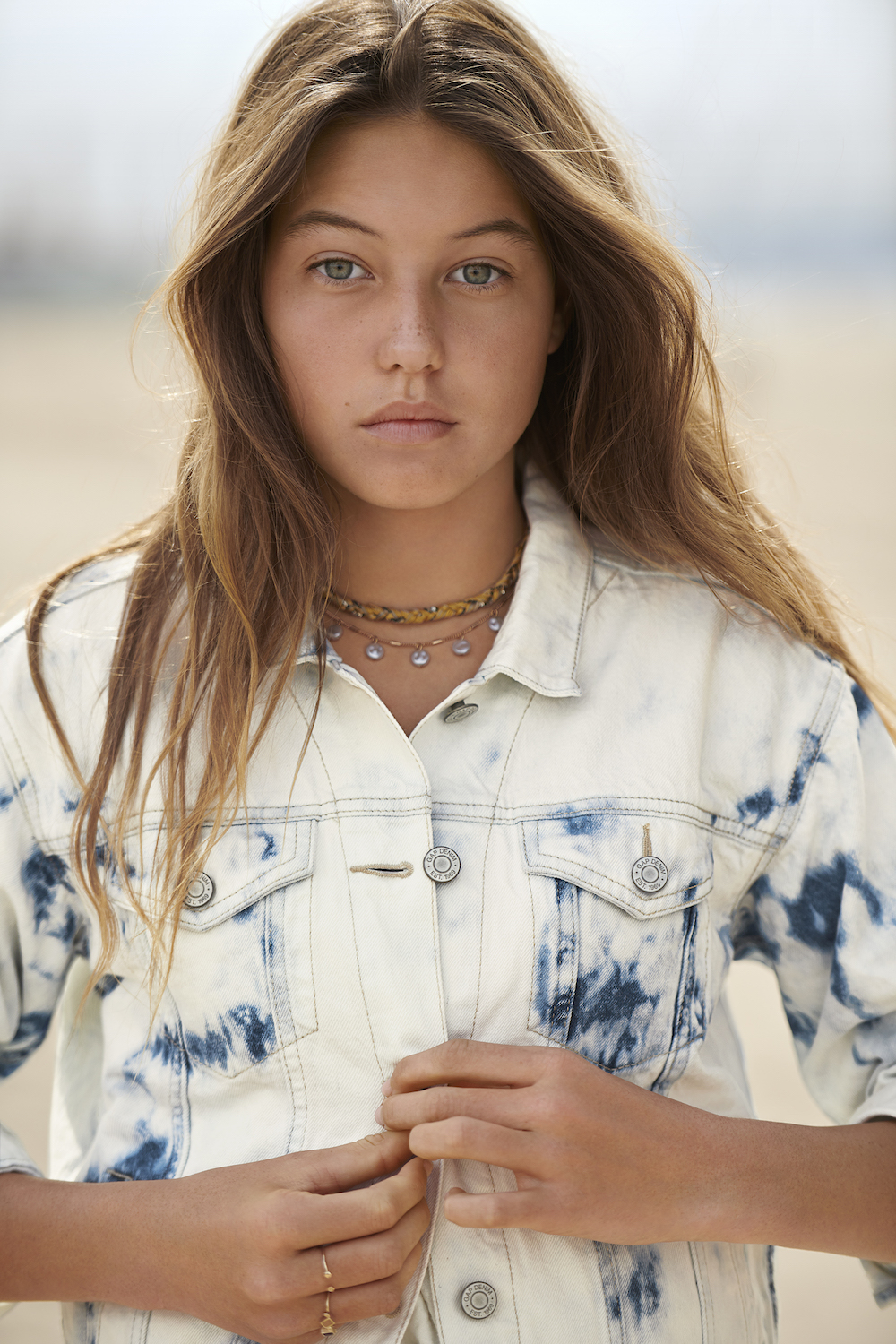 Gap announced its new Gap Teen collection featuring responsibly made garments that save water and waste, available in girls, sizes 8-16.