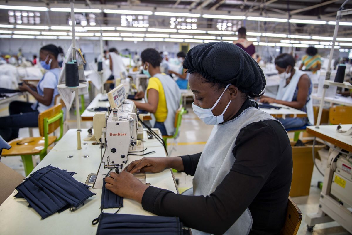 The sourcing locales of Bangladesh, Cambodia and Haiti face challenges from the coronavirus, even where garment factories have re-opened.