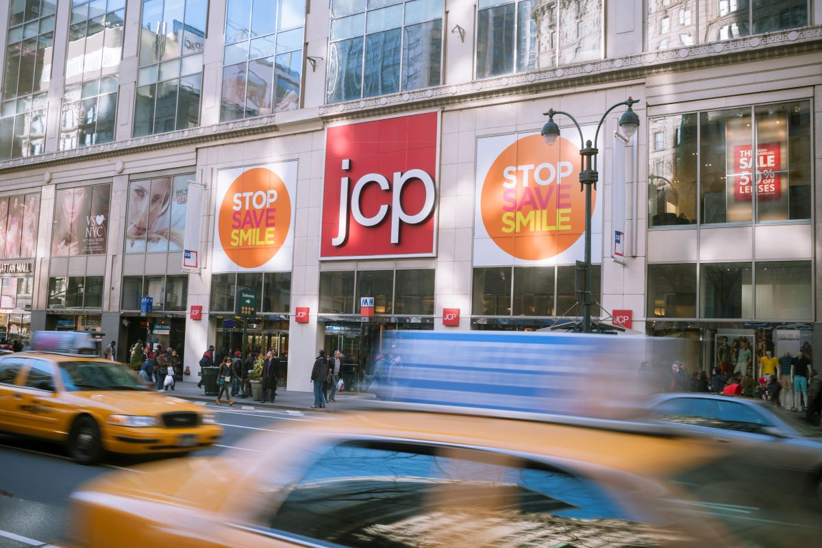 J.C. Penney has missed a $17 million interest payment and could be the next fashion retailer to file for bankruptcy court protection.