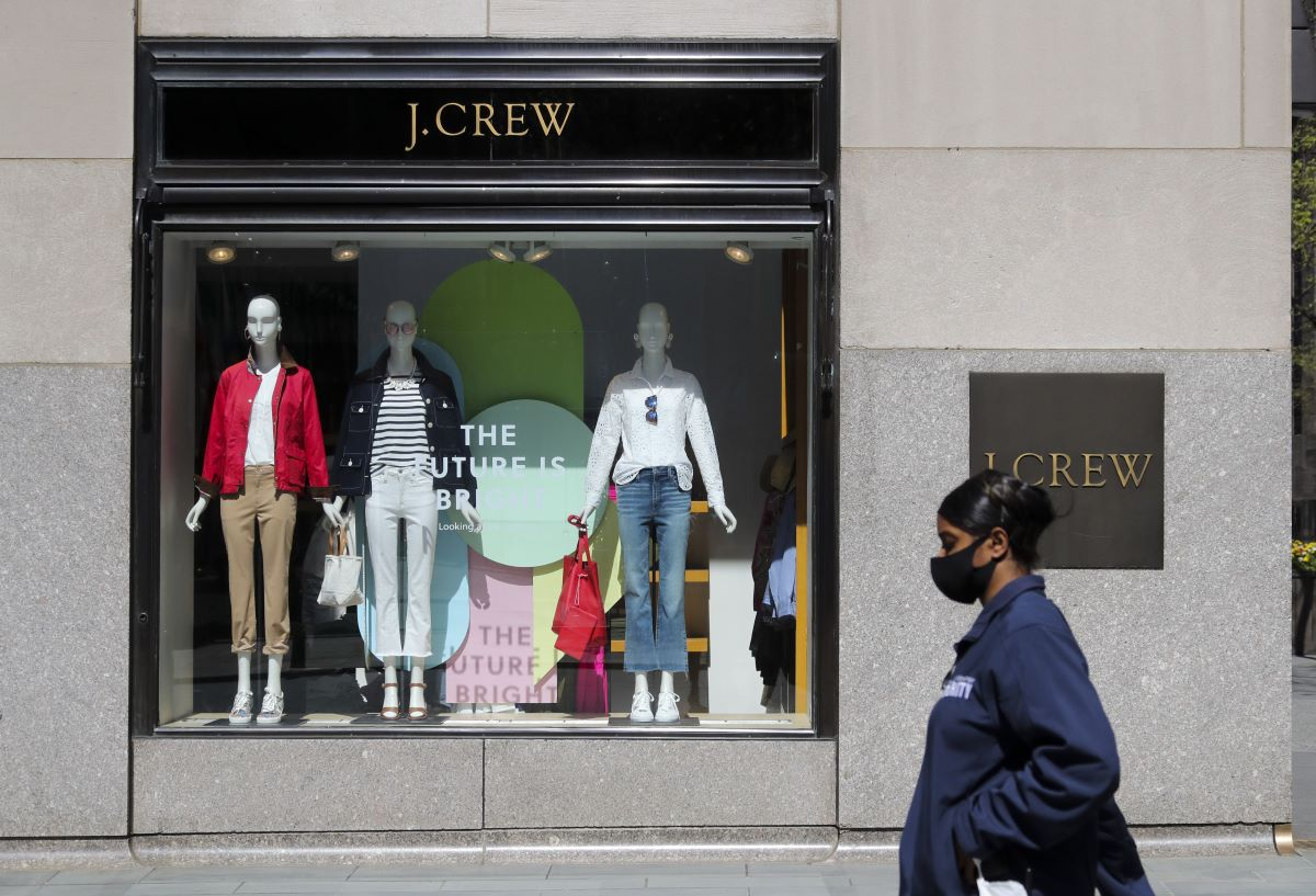 J. Crew's bankruptcy filing is the one of many expected in retail as credit watchers keep tabs on distressed retailers in fashion.