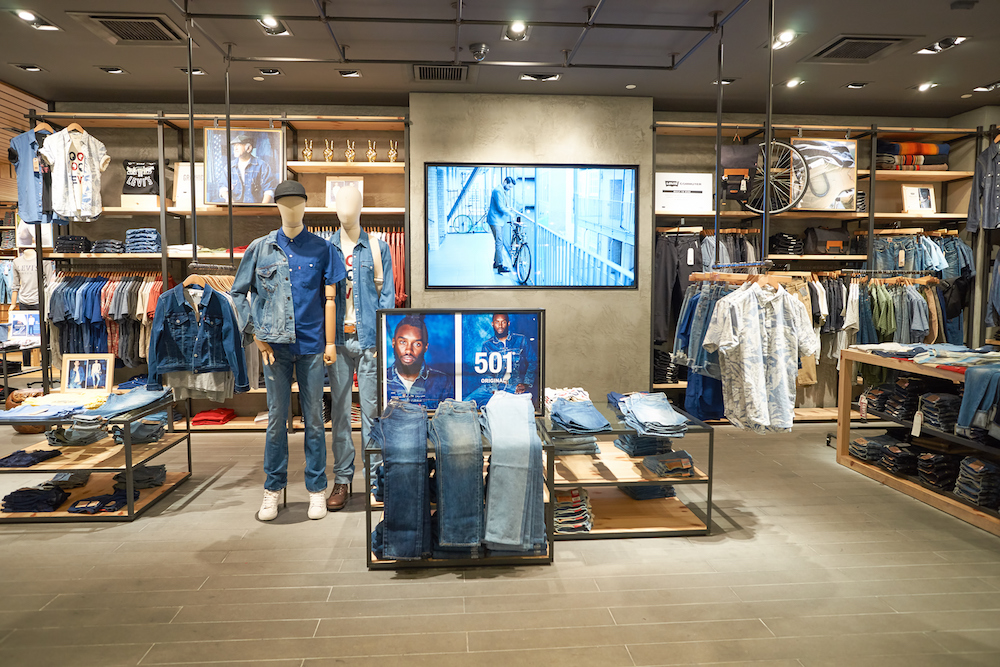 Levi's will reopen select U.S. stores and implement new health-focused policies including paid sick leave for part-time employees.