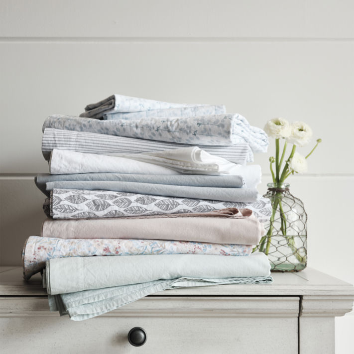 Bankrupt retail chain J. C. Penney launched a sustainable, private-label soft home textiles line of bedding called Linden Street.
