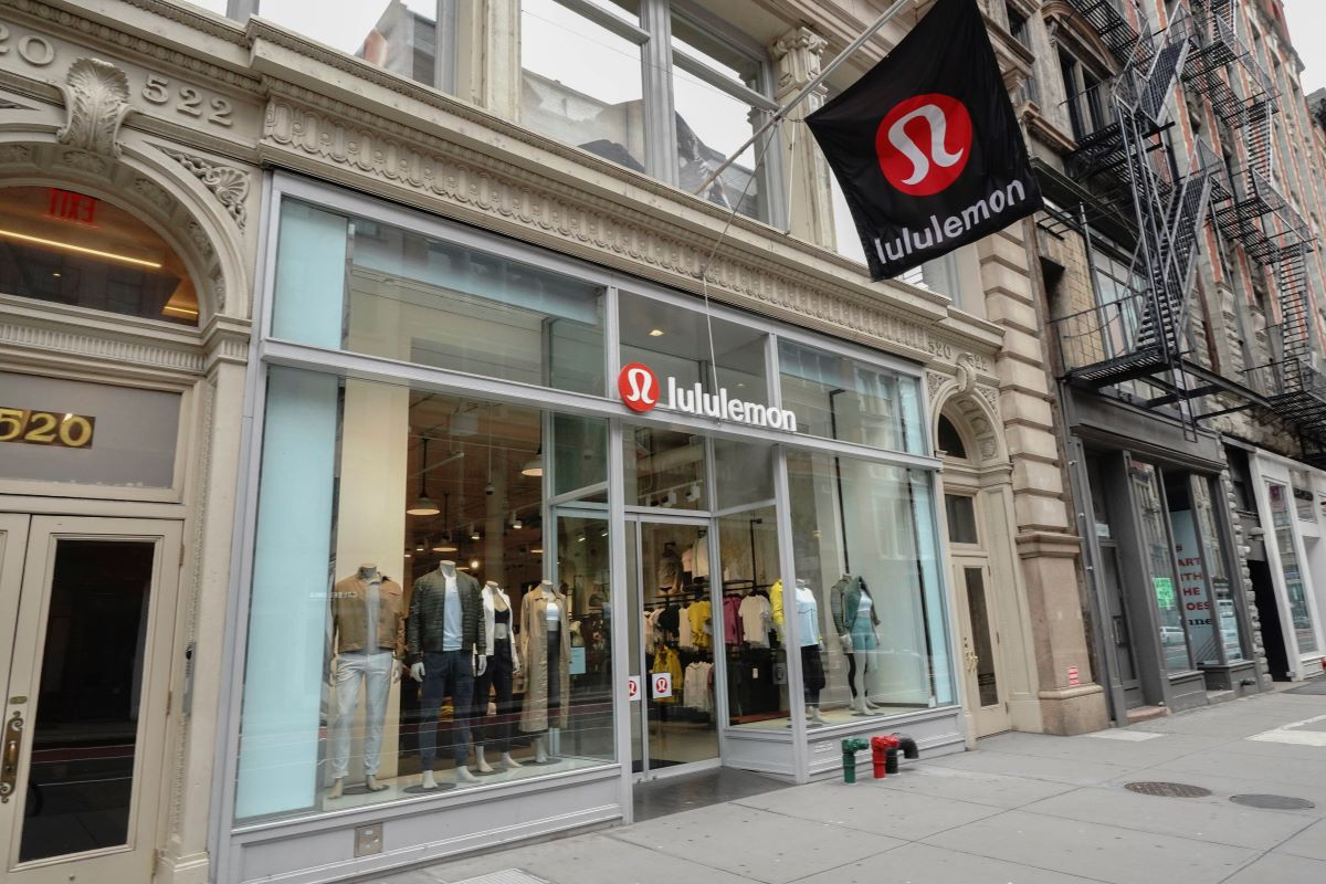 Lululemon has reopened 150 stores, with another 200 back soon, and will apply lessons learned from its recovery in Greater China.