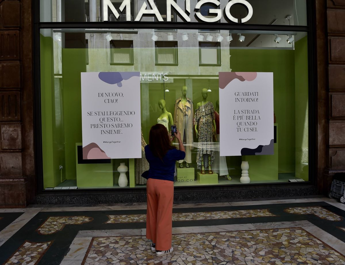 Mango plans to reopen 80 percent of its stores, or 1,700 locations, by June 2, with all doors open in the key markets of Spain and France.