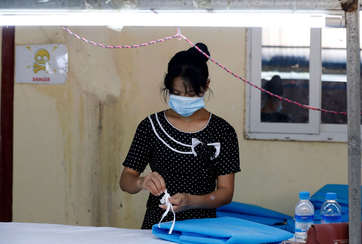 Inditex, H&M and other fashion brands signed a new agreement aimed at protecting Myanmar's garment workers from coronavirus impacts.