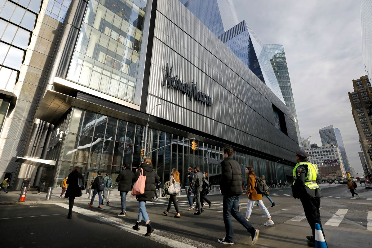 Luxury department store retailer Neiman Marcus will eliminate $4 billion in debt through Chapter 11 bankruptcy filing on Thursday.