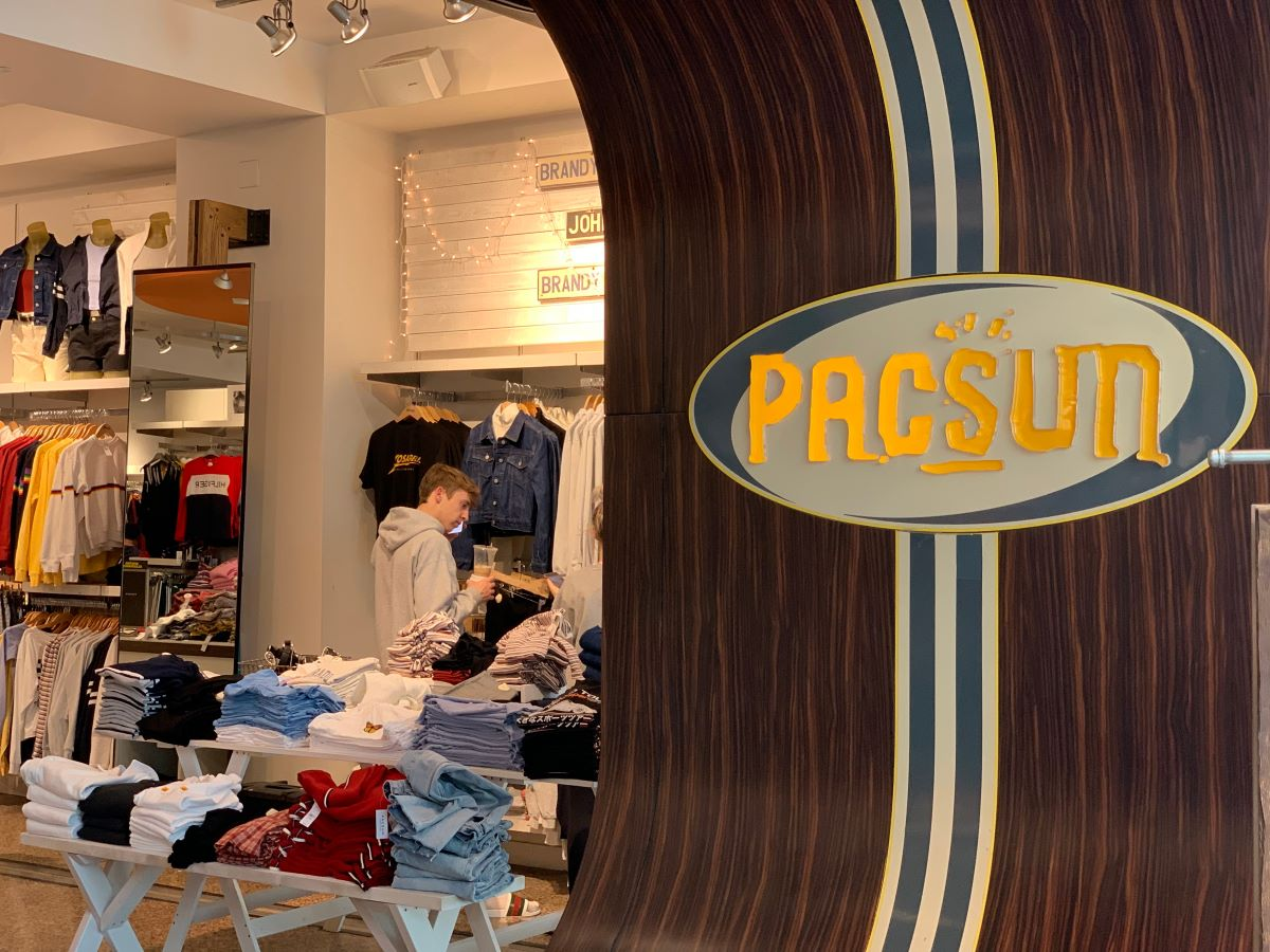 PacSun has drafted managers to ship orders from store inventory during coronavirus store shutdowns and is carefully managing suppliers.