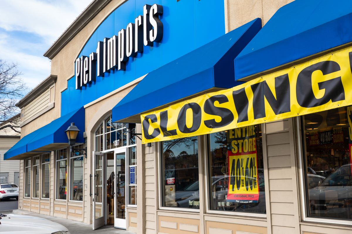 Pier 1 is the latest casualty of the coronavirus pandemic, revealing that it is seeking court approval to wind down its retail operations.