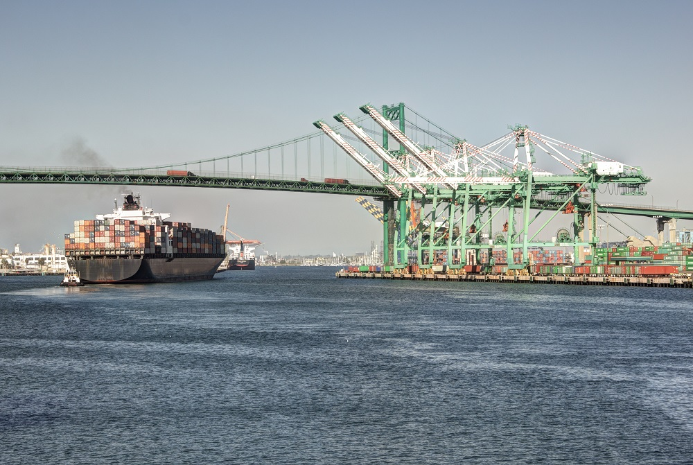 U.S. ports covered by Global Port Tracker handled 1.37 million TEU in March, down 9.1 percent month to month and 14.8 percent year to year.