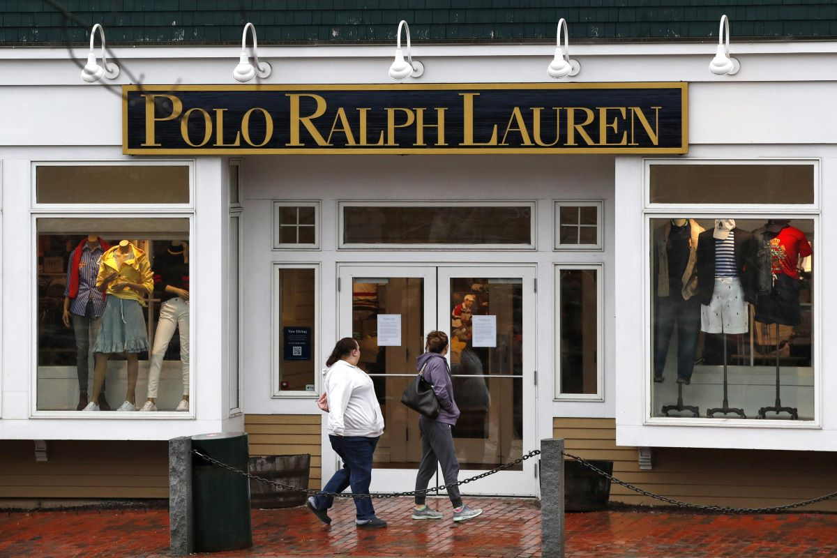 "Ralph Lauren CEO Patrice Louvet says the firm will emerge leaner and more agile, and ""take market share"" after the coronavirus pandemic."