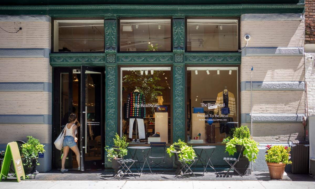 Luxury resale platform The RealReal has hit a snag in its profitability quest as shoppers deprioritize luxury apparel amid the coronavirus.