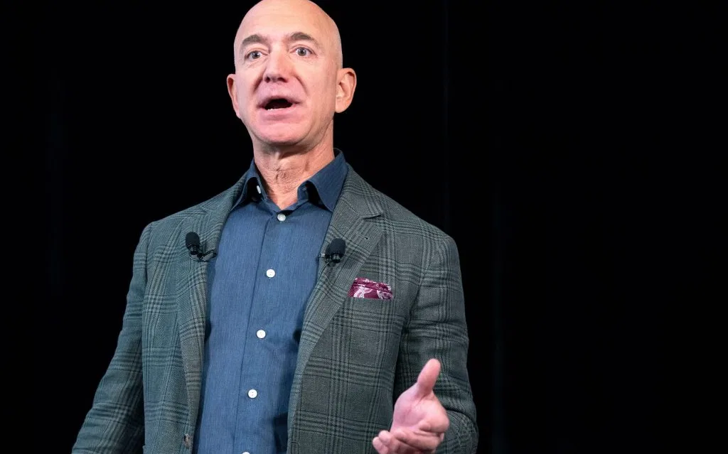 Amazon CEO Jeff Bezos has been called to testify about third-party seller data while staff prep to walk out on International Workers' Day.