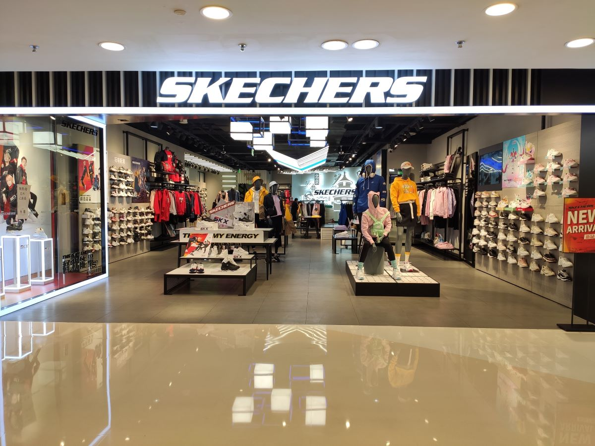 Skechers is hoping China's consumer rebound bodes well for when stores reopen and shoppers return in the U.S. and European markets.
