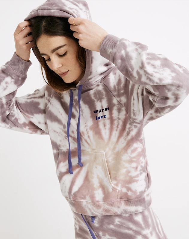 Rivet rounded up some of the best-selling tie-dye sweat sets that are guaranteed to put you in a cheery mood during quarantine.