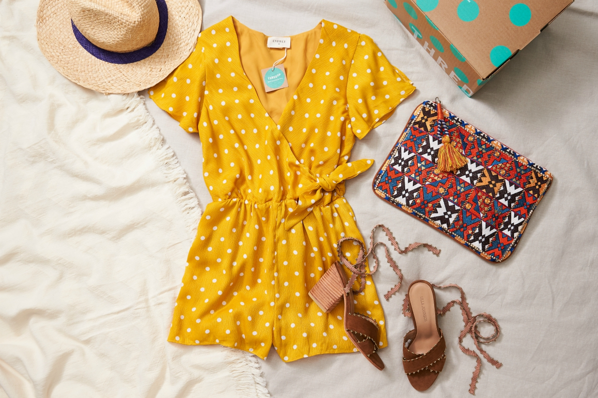 Walmart partners with ThredUp to join fashion's resale trend via online for women's and children's apparel, accessories, and footwear.