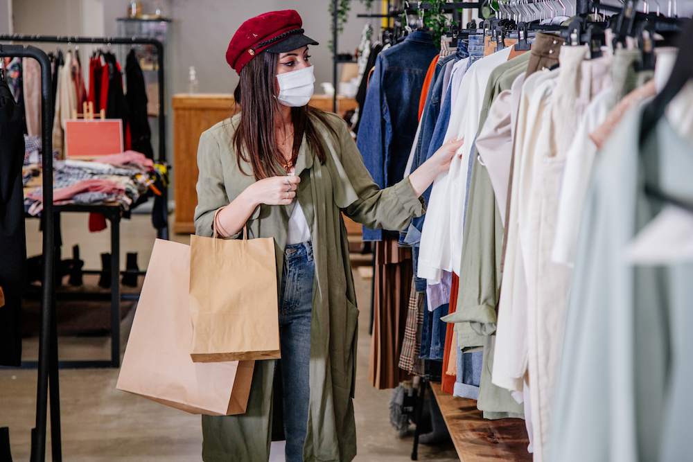 Experts from retail real estate firms CBRE and Cusman & Wakefield warn that small apparel retailers will face steep rental challenges.