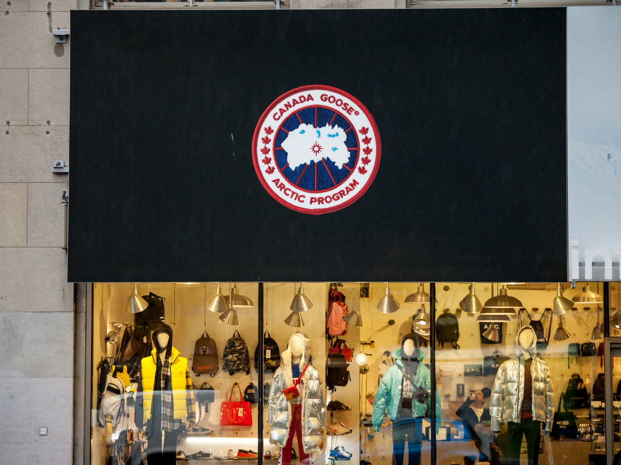 Canada Goose posts Q4 results and issues Q1 COVID-19 warning, expecting negligible revenues as 75 percent of stores remain closed.