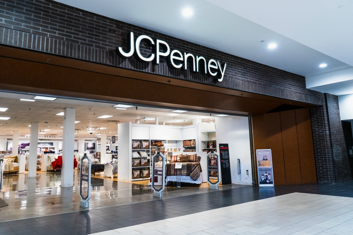 Sycamore's has moved on from its Victoria's Secret breakup and is now making eyes at J. C. Penney, according to word of early-stage talks.