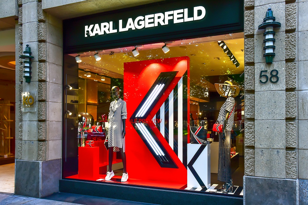 While it's closing all Wilson's Leather and G.H. Bass stores, G-III Apparel Group plans to expand its Donna Karan and Karl Lagerfeld chains.