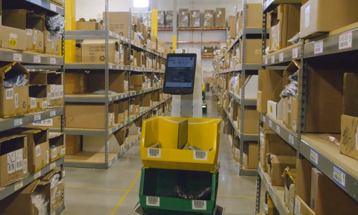 Locus Robotics, maker of autonomous mobile robots for warehouses, is expanding into Australia and New Zealand after raising $40 million.
