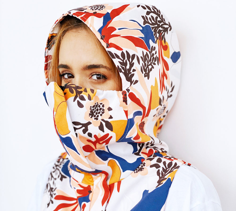 Colombia's fashion industry is attracting international orders for new collections featuring anti-fluid materials and protective face masks.