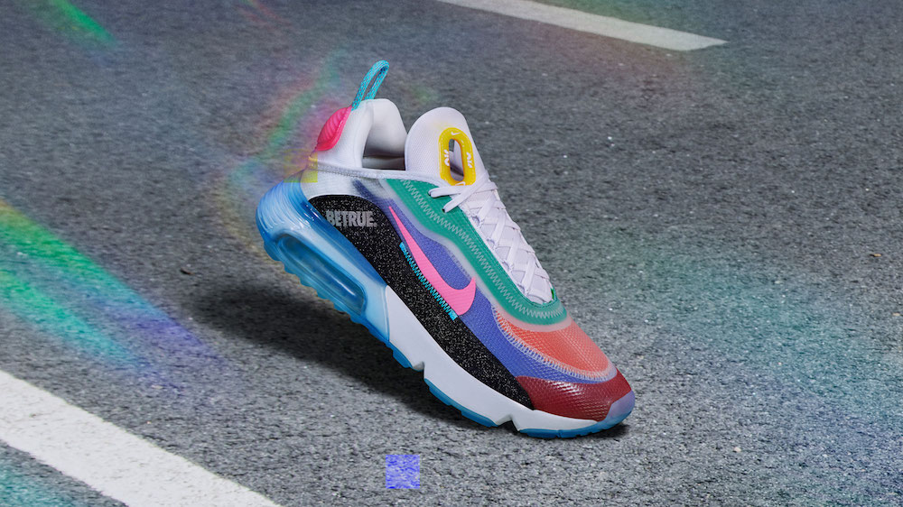 Footwear brands including Nike, Puma, Under Armour, Reebok and Teva celebrate Pride Month this June with rainbow-splashed shoe collections.