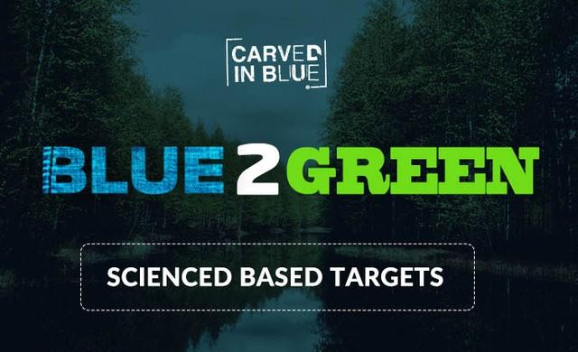 Carved in Blue Science Based Targets