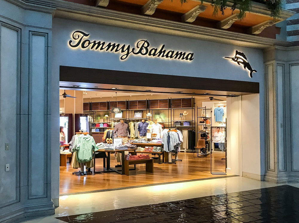 Tommy Bahama and Lily Pulitzer owner Oxford Industries suffered a first quarter $66.78 million net loss, but said it has ample liquidity.