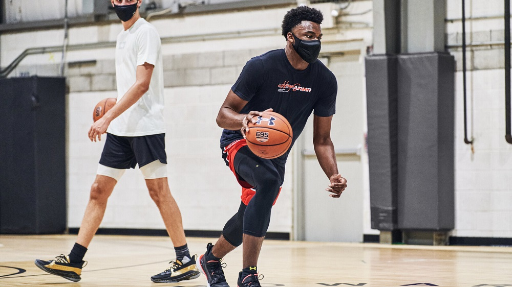Under Armour is introducing the UA Sportsmask, a reusable, water-resistant performance face mask designed for maximum breathability.