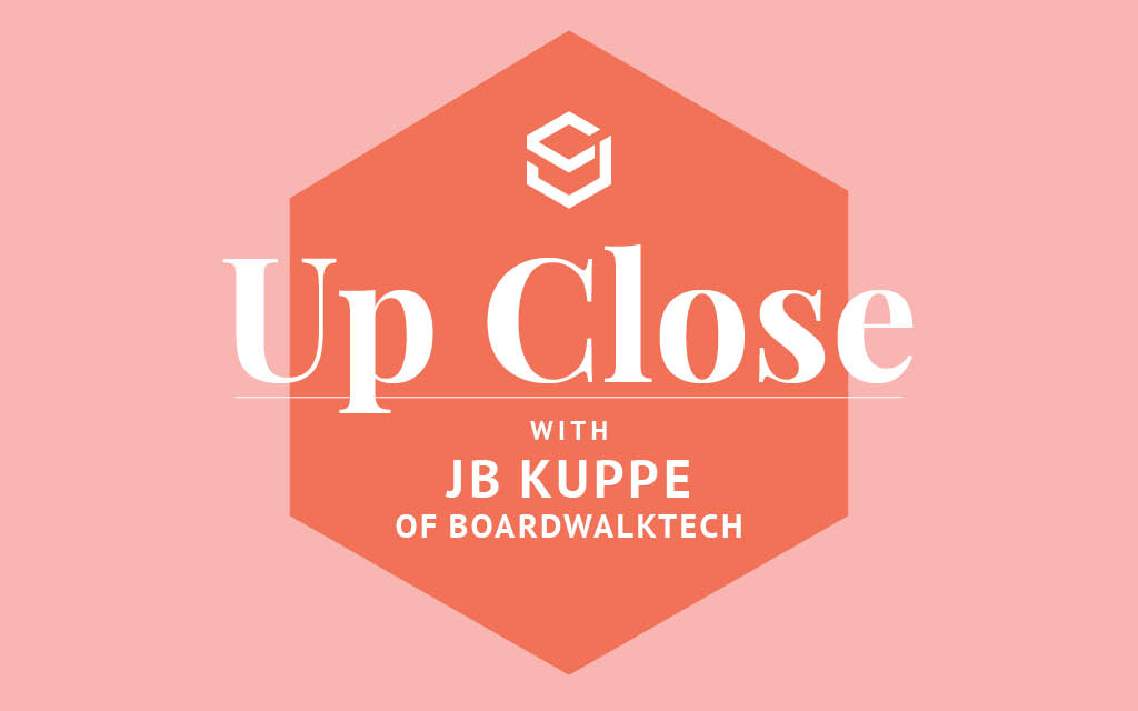 In this exchange, Boardwalktech's JB Kuppe shares what apparel can learn from Apple and Amazon, and how to centralize hard-to-digest data.