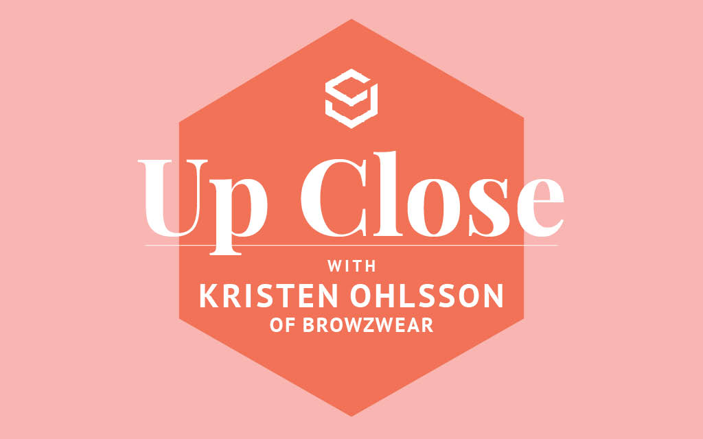 In this Q + A,Browzwear's Kristen Ohlsson explains what fashion can learn from the service sector and how COVID is digitizing design.
