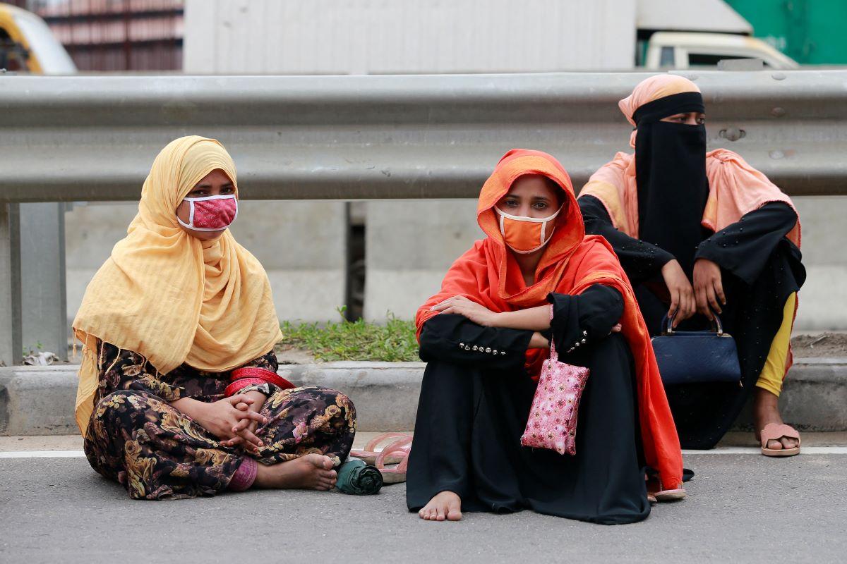 The International Monetary Fund approved a $732 million disbursement to Bangladesh as garment exports tumble amid the coronavirus pandemic.