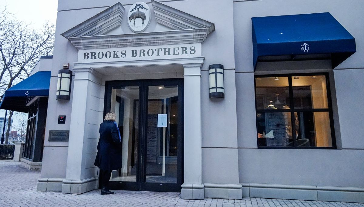 Brooks Brothers and Ascena Retail Group are suffering amid prolonged coronavirus store closures and fueling bankruptcy speculation.