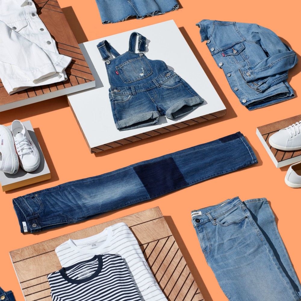 Amazon's Big Style Sale features deals on premium denim, private label brands and more.