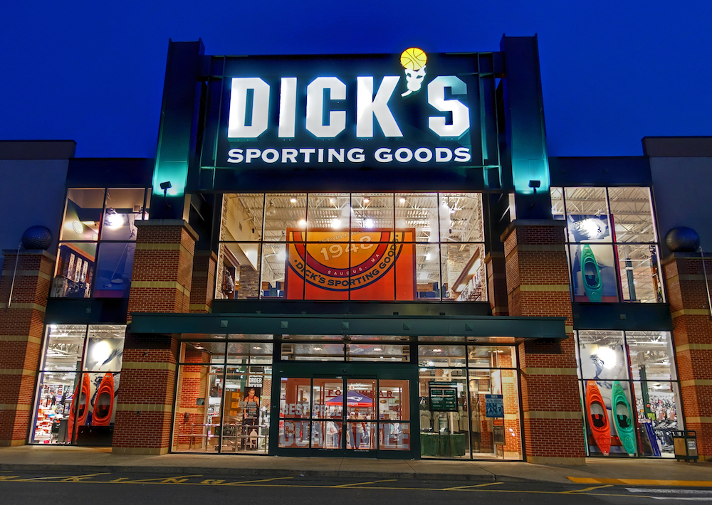 Dick's Sporting Goods Q1 net sales dropped 30.6 percent, leaned on curbside pickup, and has reopened more than 80 percent of its stores.