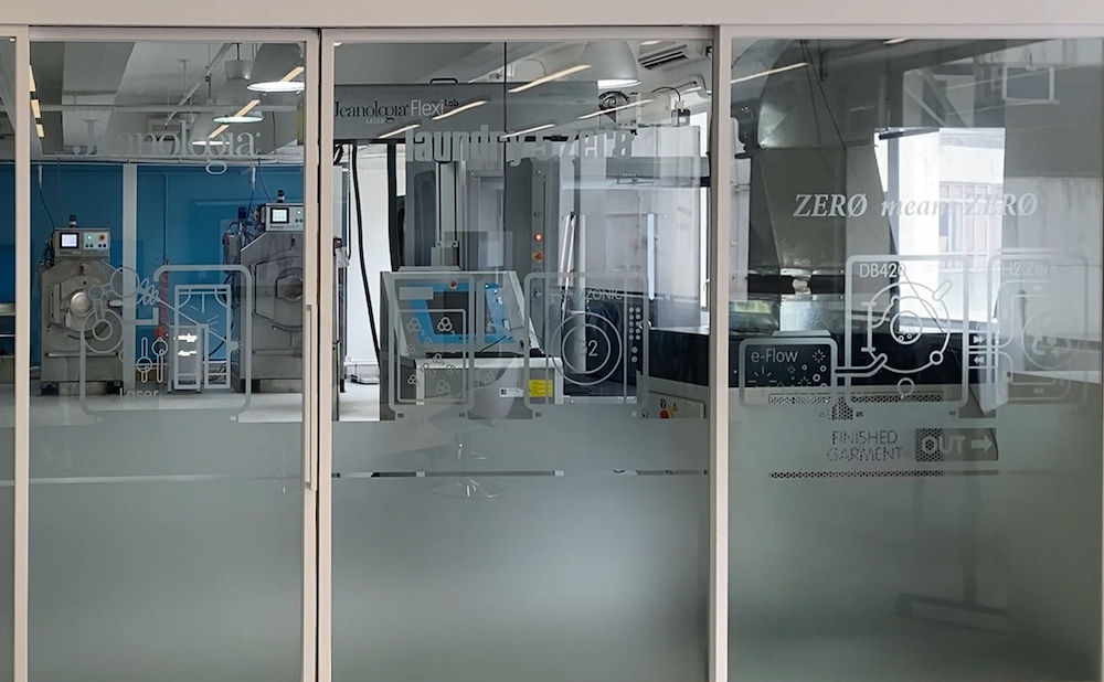 Denim finishing technology company Jeanologia is centralizing all of its operations in Asia by opening a new innovation hub in Hong Kong.