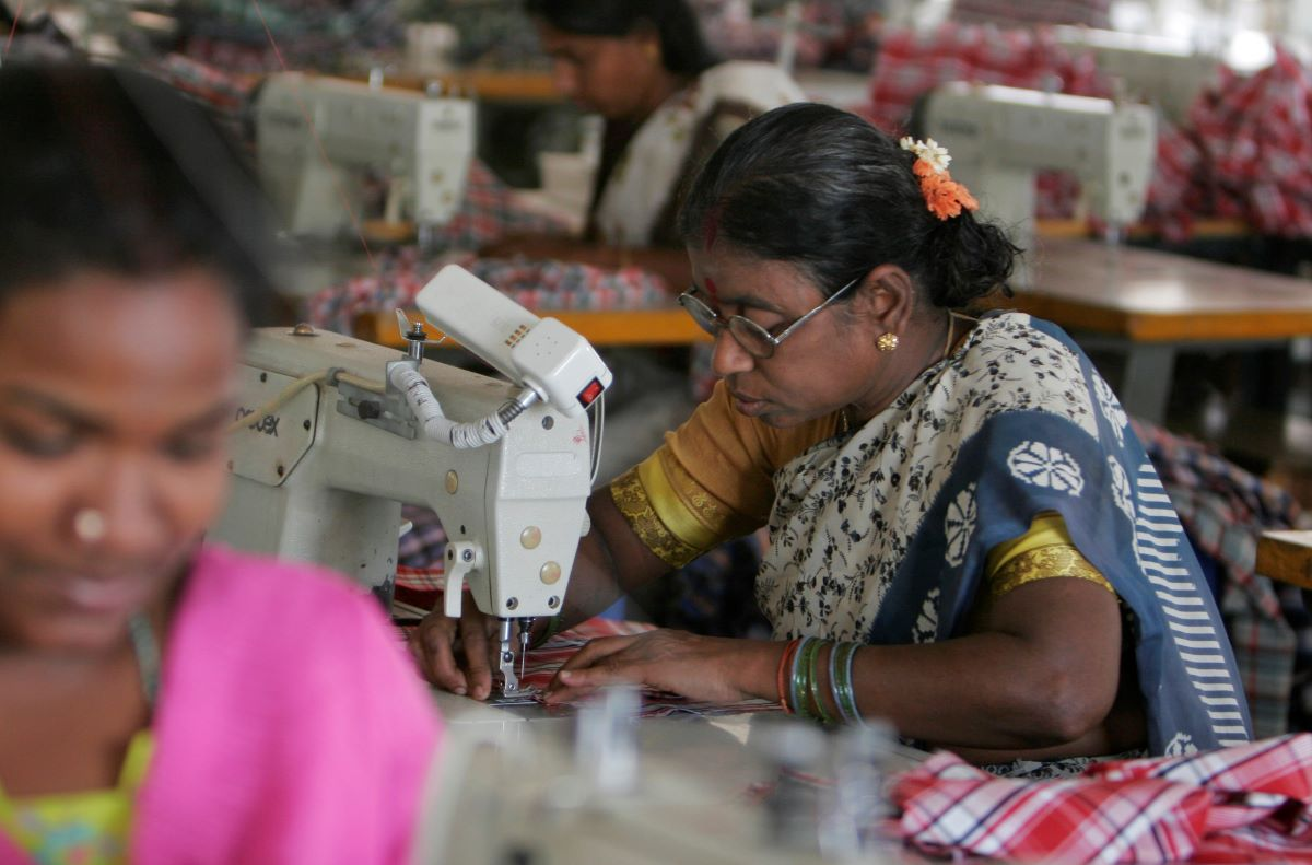 Gokaldas Exports, among India's apparel largest manufacturers, shuttered a key factory, leaving 1,200 garment workers unemployed.