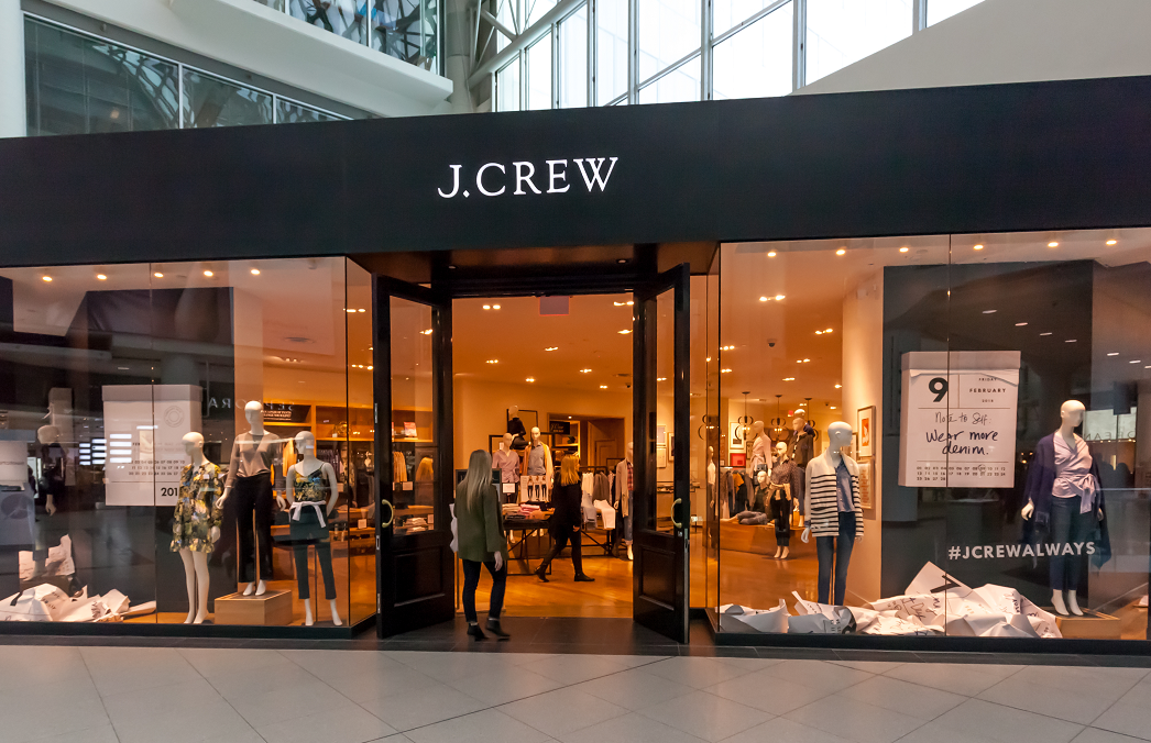 Simon Property Group and Brookfield Property REIT are among landlords still seeking rent payment for the months J.Crew's stores were closed.