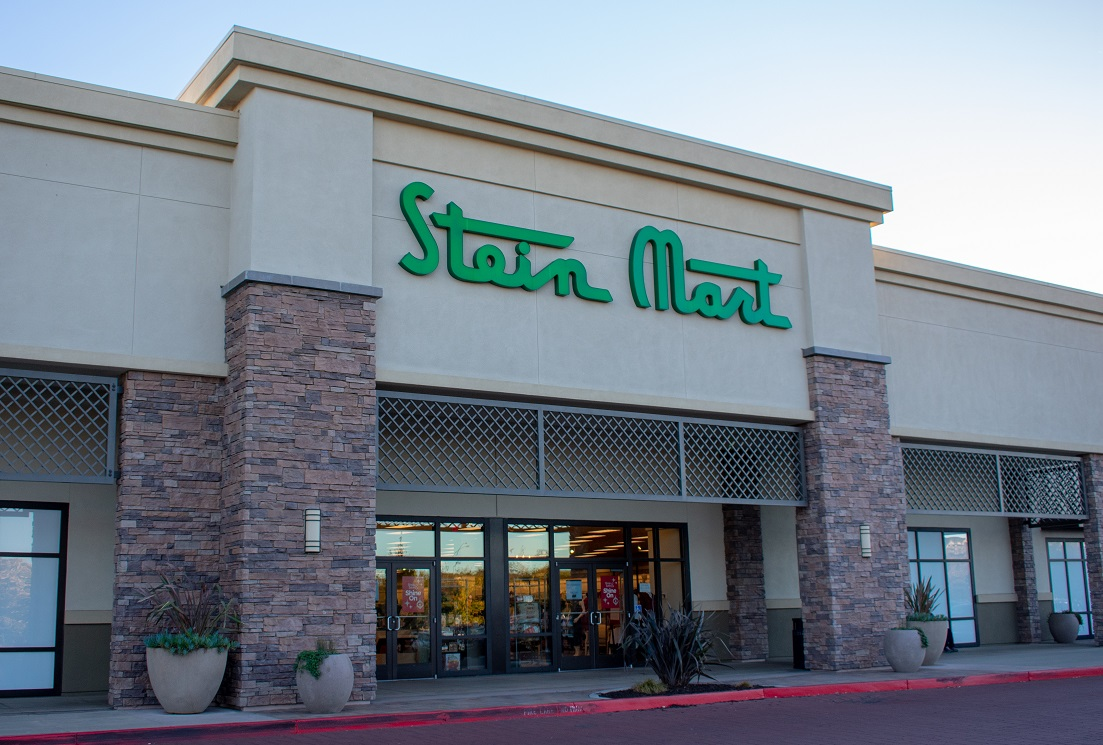 Upon closing all stores on March 19, Stein Mart has since reopened its remaining 281 stores, closing two permanently since the start of the pandemic.