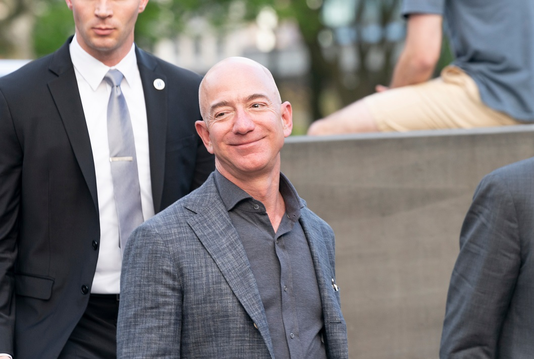 Amazon CEO Jeff Bezos invested in Beacon, a U.K. freight forwarding and supply chain finance company that raised a $15 million Series A.