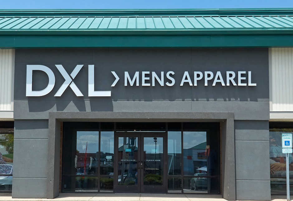 As of June 2, 2020, DXL has reopened approximately 201 stores.