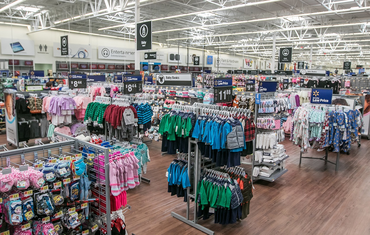 Mass merchants like Walmart are selling more apparel and taking market share away from traditional apparel retailers, Deloitte says.
