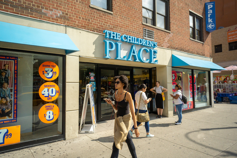The Children's Place is planning to close 300 stores by the end of 2021 to focus on e-commerce, which drove 53 percent of Q1 net sales.