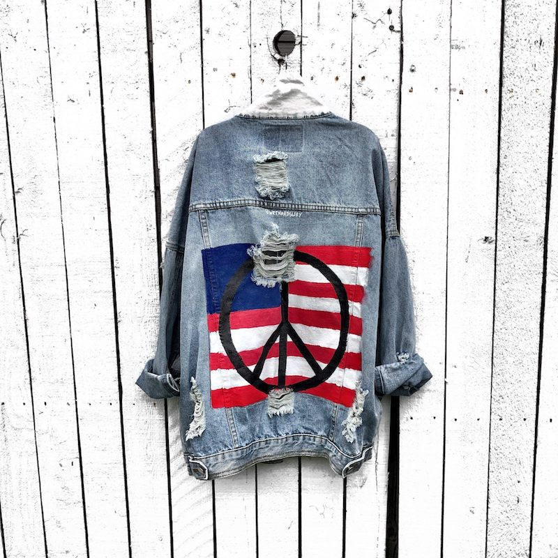 Rivet chose 10 Fourth of July fashion items, including denim jackets, shorts and accessories for denim heads to wear this Independence Day.