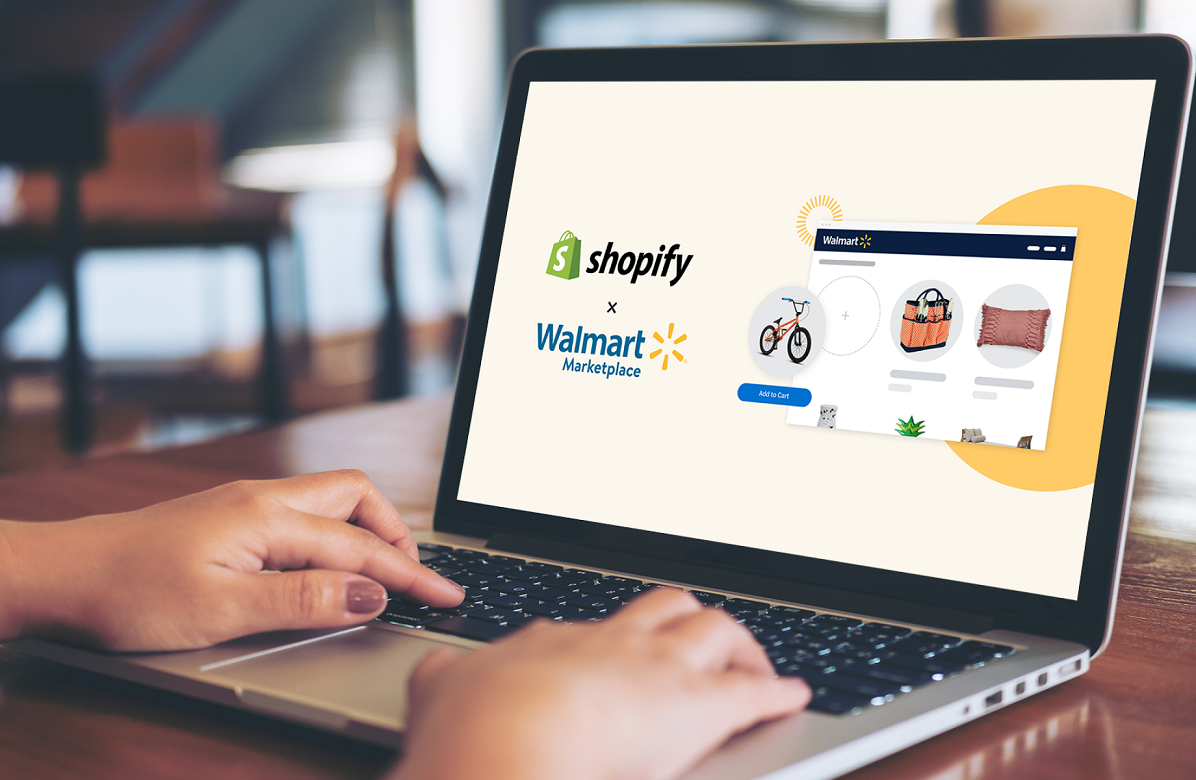 Walmart is opening its Walmart Marketplace to 1,200 Shopify sellers in 2020.