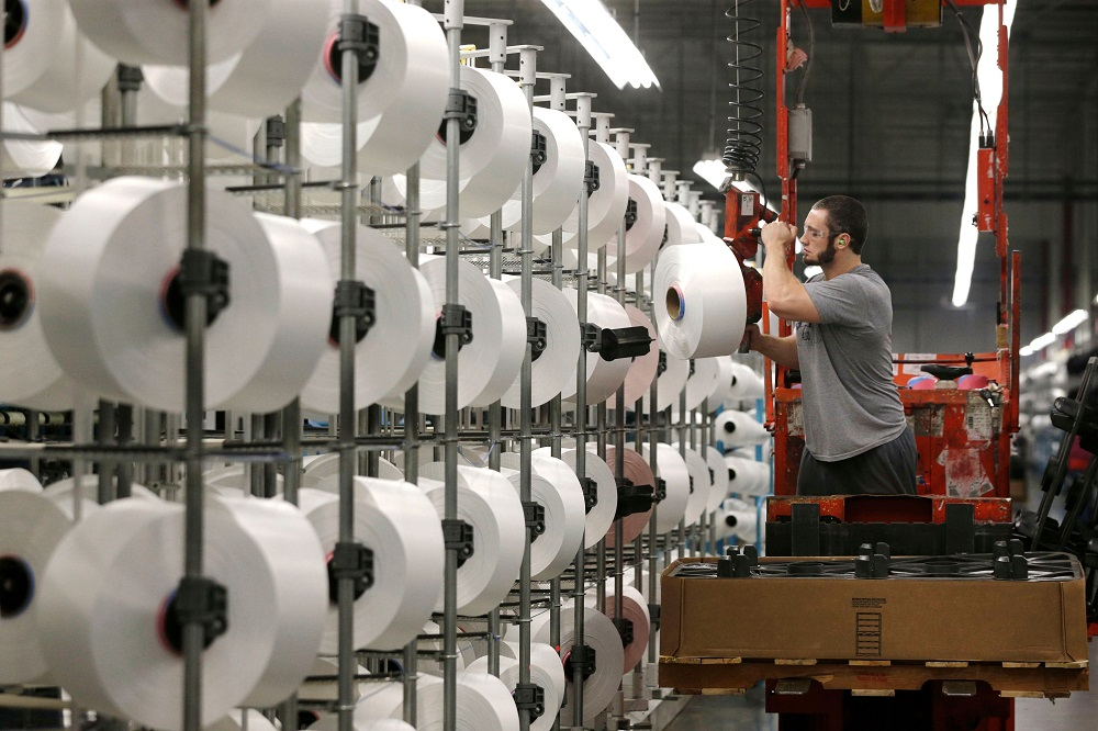 Some executives in the apparel and textile feel the pandemic might provide further impetus for growth of Made in America.