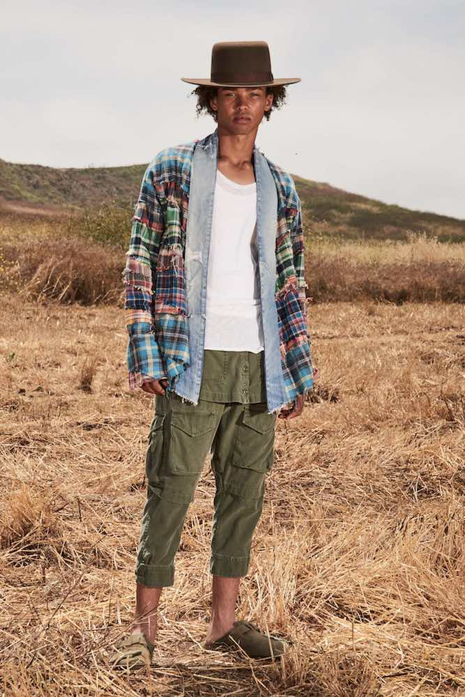 Designers Greg Lauren, Blue Of A Kind and more are elevating discarded denim into premium upcycled garments with a unique back story.