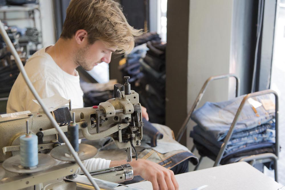 In a new report, Nudie Jeans shares its goals to ramp up renewable energy, transparency and ensure a living wage for supply chain workers.